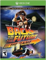 back to the future game 30th anniversary edition xbox other game