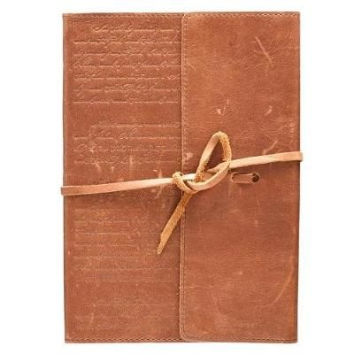 Photo of Classic Journal with Wrap Closure