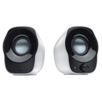 logitech z120 powered speakers 12w headset