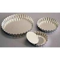 kaiser bakeware quiche fluted loose bottom 12cm silver other kitchen appliance