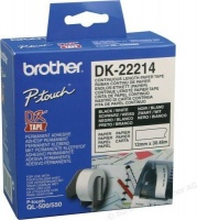 brother dk 22214 thermal paper 12mmx305m