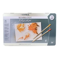 Lyra Rembrandt Polycolor Coloured Pencil Set