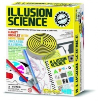4m kidz labs illusion science learning toy
