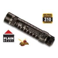 maglite mag tac plain bezel flashlight