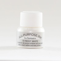 all purpose ink frost white craft supply