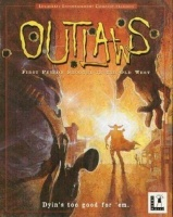 outlaws pc dvd rom other game