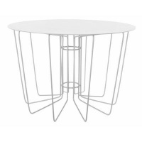 fundi living spider coffee table white living room furniture