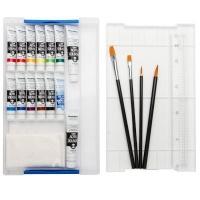 turner acrylic gouache paint smart set art supply