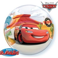 Bubble Balloon Lightening McQueen Mater 56cm