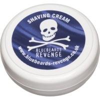 bluebeards revenge luxury portable shaving cream 20ml shaving