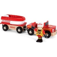 brio rescue boat electronic toy