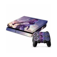 skin nit decal for ps4 anime girl2 ps4 accessory