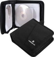 volkano iron 24 cd wallet black computer