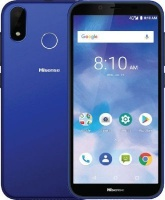 hisense infinity e9 smartphone dual sim blue 16gb