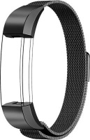Linxure Milanese Strap for the Fitbit Alta Black Small