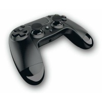 gioteck vx 4 wireless controller black ps4 console