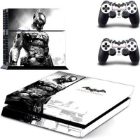 skin nit decal for ps4 batman arkham knight white 2019 ps4 console
