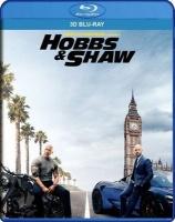 Hobbs Shaw 3D