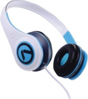 amplify freestylers headphones whiteblue headphone