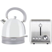 Mellerware Chiffon Kettle and Toaster Set