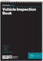 rbe a4 vehicle inspection book of 3 other
