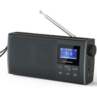 Avantree Soundbyte Portable FM Radio Bluetooth 50 Speaker 2 1