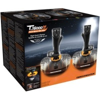thrustmaster t16000m fcs space sim duo stick joystick for computer