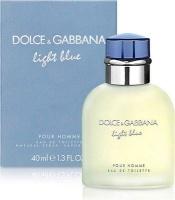 Dolce Gabbana Dolce Gabbana Light Blue For Him Eau De Toilette Parallel Import