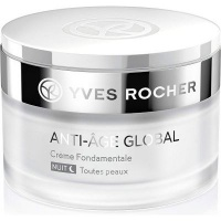 yves rocher anti age global complete night care 50ml shaving