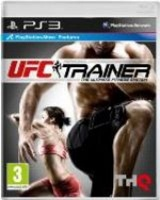 ufc personal trainer with leg strap playstation move other game