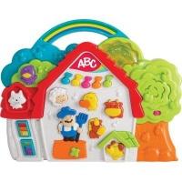 abc big animal farm musical toy