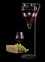 Vagnbys Wine Aerator Decanter Tower Table Tower