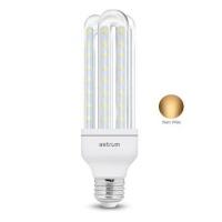 astrum e27 k090 led corn light 9w warm white light bulb