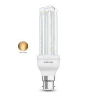 astrum b22 k120 led corn light 12w warm white light bulb