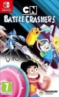 cartoon network battle crashers nintendo switch game gaming merchandise