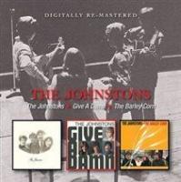 the johnstonsgive a damnbarley corn music cd