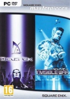 square enix masterpieces deus ex and invisible war other game