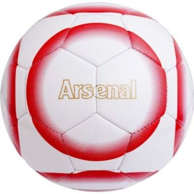 Arsenal Crest Ball Red Size 5