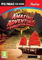 amazing adventures the forgotten dynasty pc cd rom other game