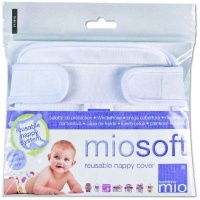 bambino mio miosoft waterproof nappy cover small white bag