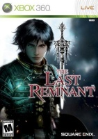 last remnant xbox 360 blu ray disc other game