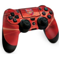 official arsenal fc playstation 4 controller skin ps4 accessory