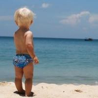 bambino mio swimnappy deep blue sea 5 7 kg bag