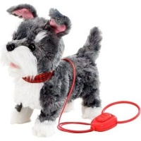 addo pitter patter pets walk along puppy electronic toy