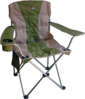 afritrail kudu padded folding chair camping