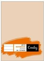 croxley jd115 a6 72 pages 20 other