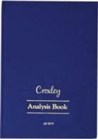 croxley jd6014 a4 analysis book 12 cash columns 144 pages other