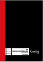 croxley jd6245 a5 manuscript book 96 pages 10 other