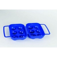 leisure quip egg carrier camping
