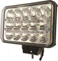 xtreme living flood light rectangle led 45w patio furniture